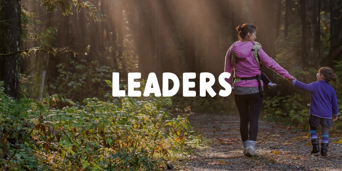 Leaders Banner