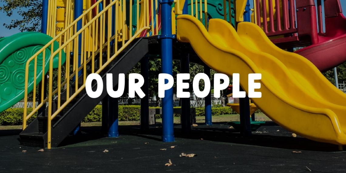 Our People Banner