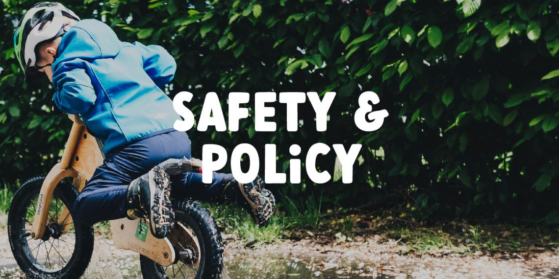 Safety & Policy Banner